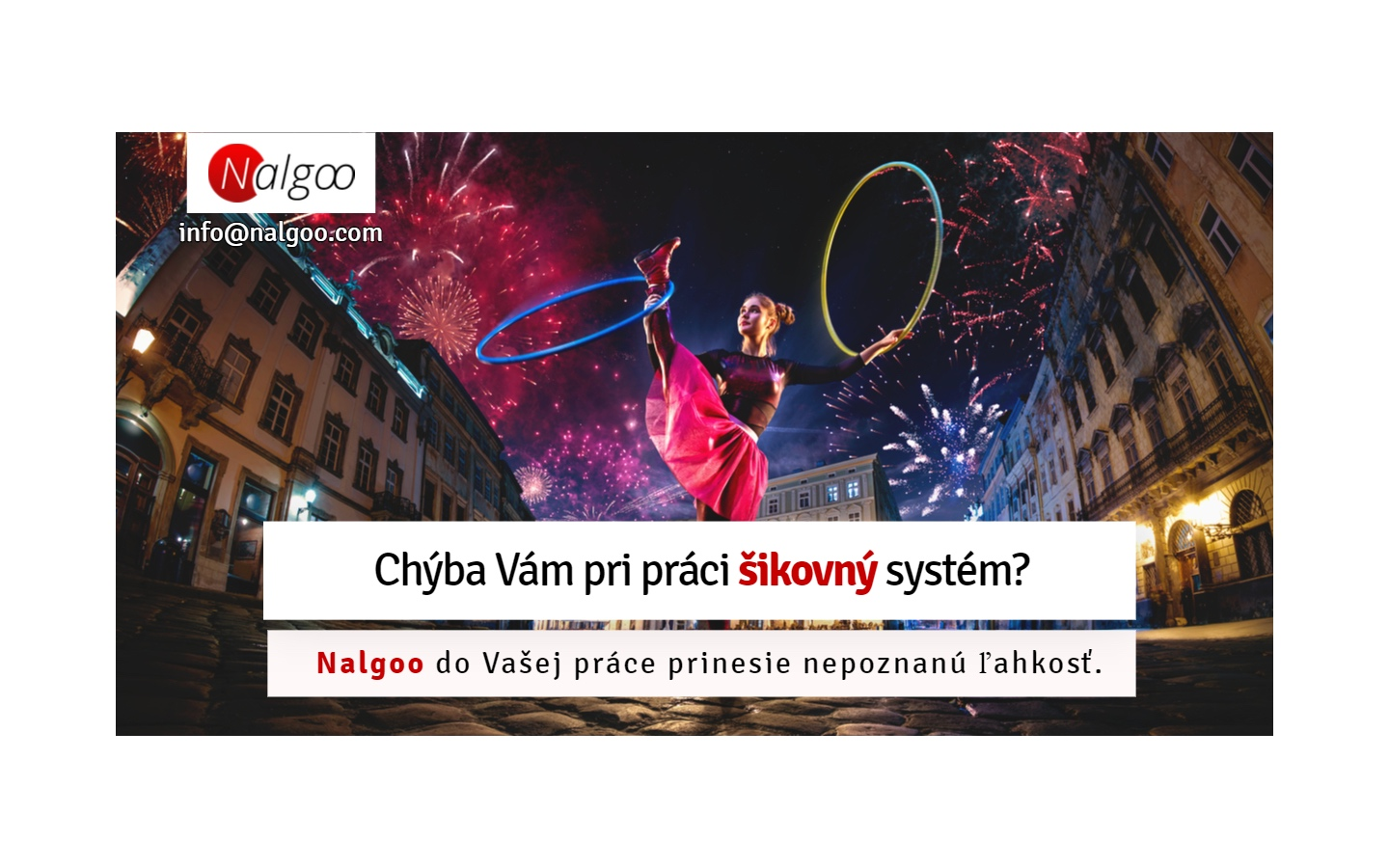 Campaign for @Nalgoo