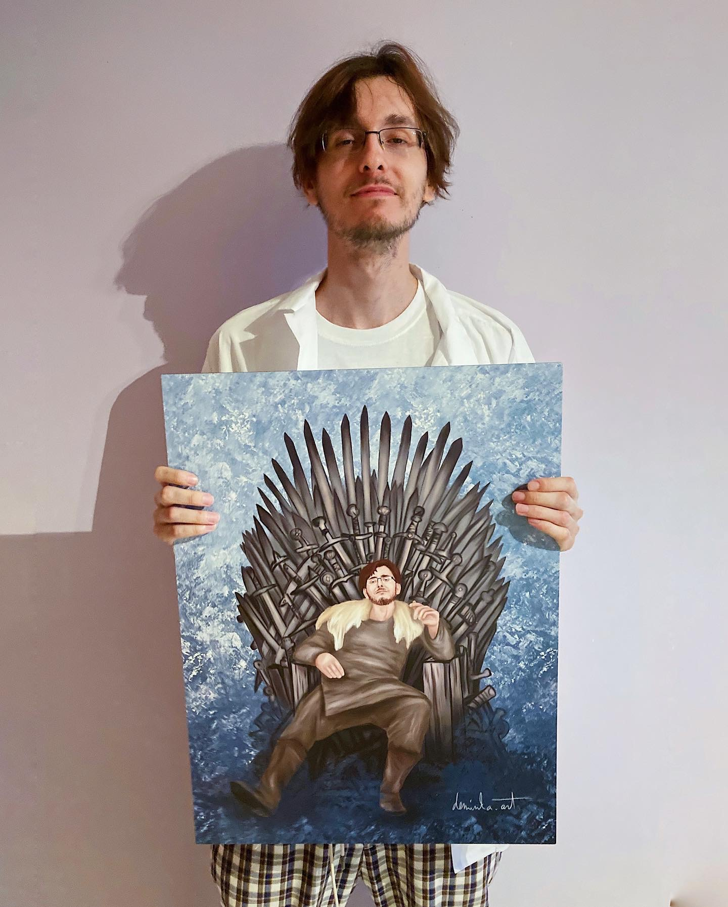 Birthday gift for Game of Thrones fan